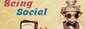 Buch: Being Social