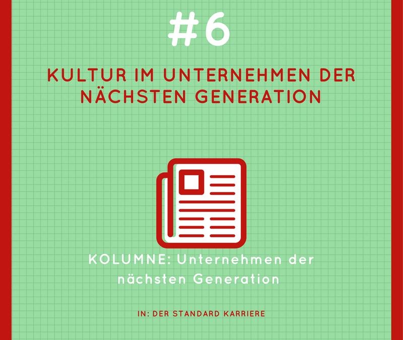 Kultur im Unternehmen der nächsten Generation