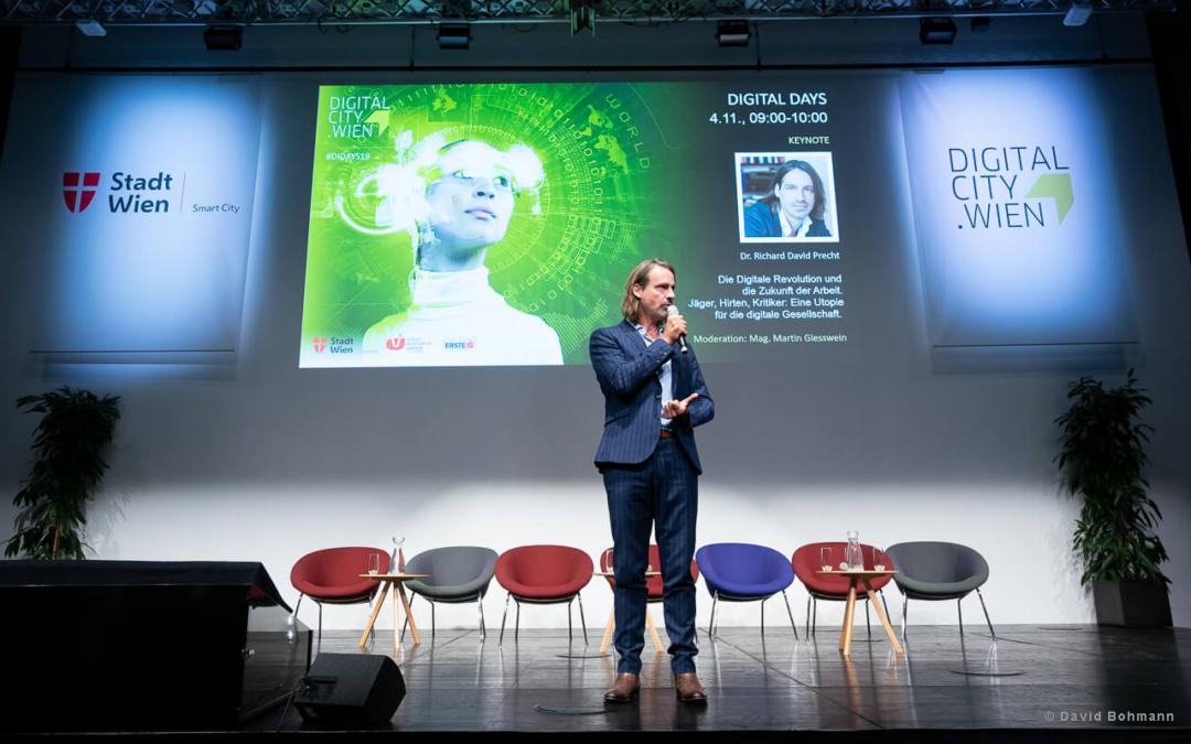 FutureTech und Digitalisierung – Digital Days 2019