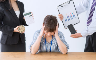 Studie über Unterbrechungen in der Arbeit und Multitasking