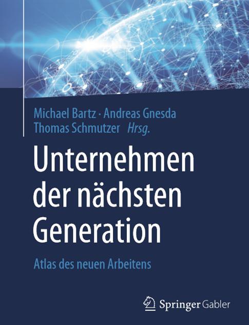 Buchpräsentation Unternehmen der nächsten Generation