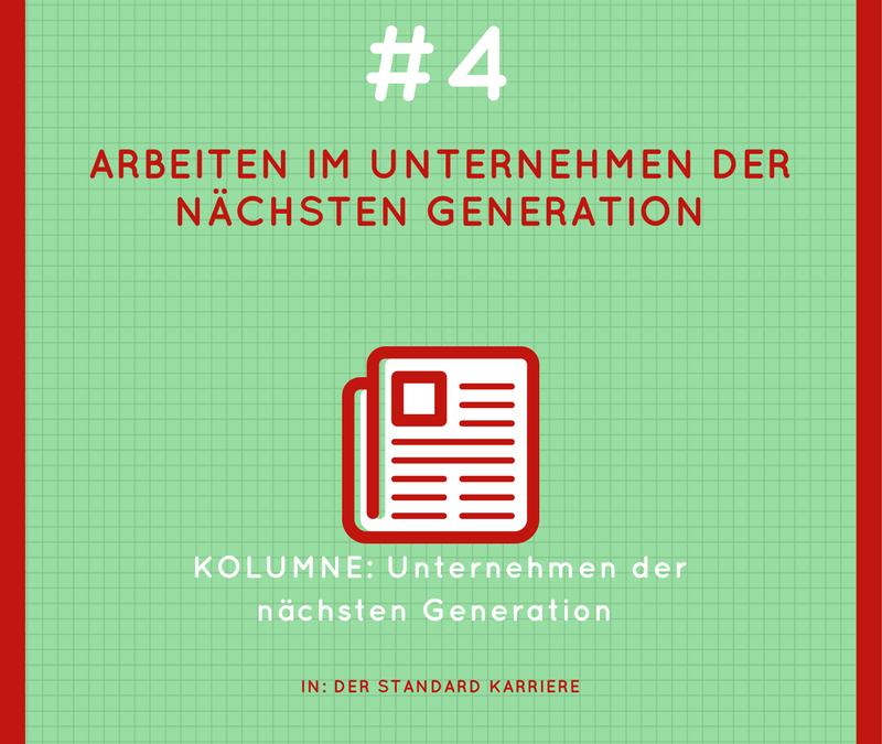 Arbeiten im Unternehmen der nächsten Generation