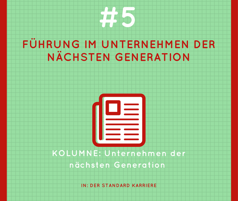 Führung im Unternehmen der nächsten Generation
