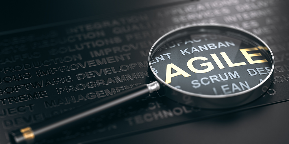 Mitarbeiterfortbildung: agiles Projektmanagement